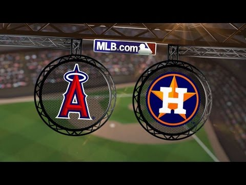 9/3/14: Carter's two homers power Astros past Angels