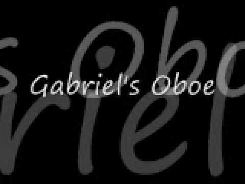 Gabriel's Oboe (The Mission) - Flute and Background