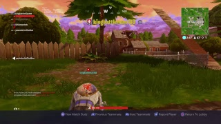 Fortnite Gas Bombs Update and Last Fight|300+Wins|Positivity