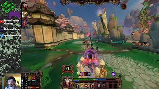 Doom & Theory Playing Smite! Joust, Arena, Clash!!