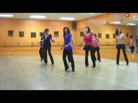 Imelda's Way - Line Dance (dance & Teach In English & 中文) video