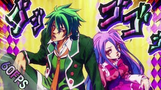 [60FPS] Best of No Game No Life #1