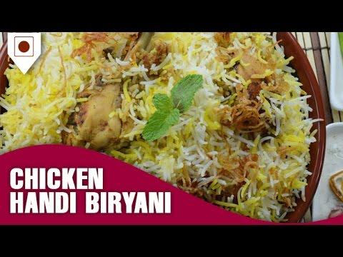 Chicken handi biryani - photo#3