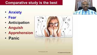 Conversion of Mental Symptoms into Repertorial Language and Comparison of Mind Rubrics Part-2