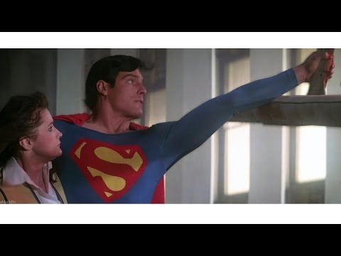Superman Saves Lois And Helicopter Superman 1978
