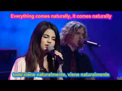Subtitulada  Naturally  Selena Gomez And The Scene Ingles Español Sub video