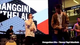 Download Lagu Hanggini dan Luthfi Aulia nyanyiin 4 lagu @ YoutubeFanFest 12 November 2017, Gandaria City Gratis STAFABAND