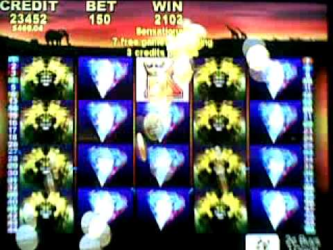 50 Lions Pokie Jackpot @ Grand Lisboa Macau Video