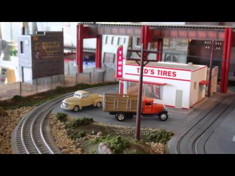 Fastrack Lionel O Gauge Trains Update 2013