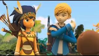 Chuyến phiêu lưu của Maru, tập 20   Phim hoạt hình