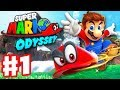 Super Mario Odyssey - Gameplay Walkthrough Part 1 - Cap and Cascade Kingdom! (Nintendo Switch) MP3