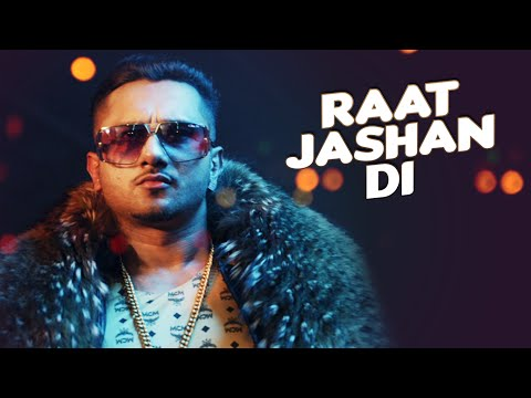 Raat Jashan Di Video Song | ZORAWAR | Yo Yo Honey Singh, Jasmine Sandlas, Baani J | T-Series