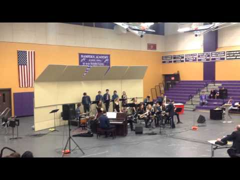 Fryeburg Academy Big Band 2014 (State Champs!)
