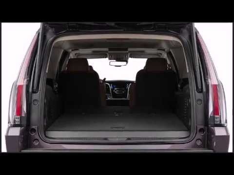 2015 Cadillac Escalade Video