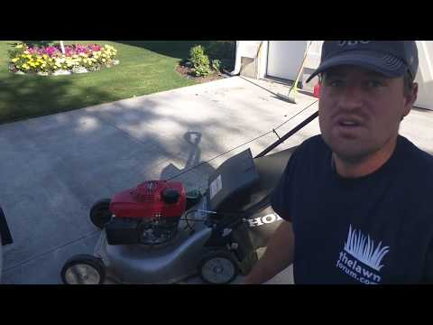 Honda mower auto choke HACK