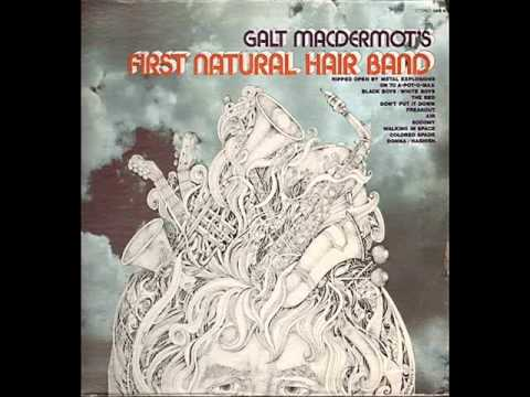 Galt MacDermot's First Natural Hair Band - Walking In Space