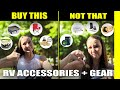 RV Gadgets And Accessories for RV Living That Are a WASTE OF MONEY (2021)