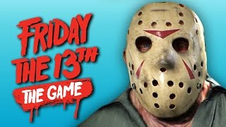 FUNNIEST GLITCH EVER! | Friday The 13th: The Game - Beta #5 (ft. H2O Delirious, Ohm, & More)
