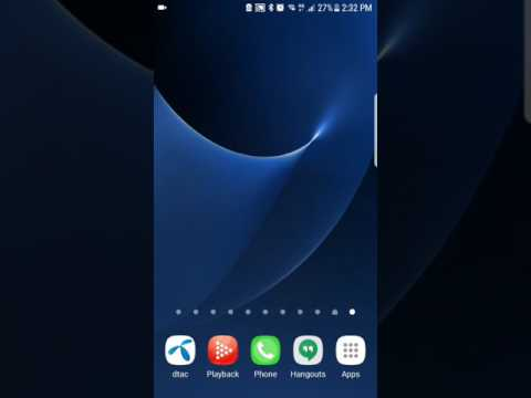 How to facebook live via Android Smart phone Samsung Galaxy S7edge