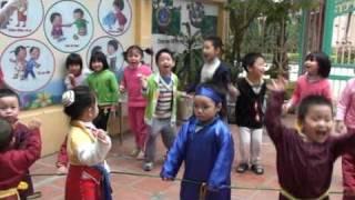 Game | Trò chơi dân gian Kéo co | Tro choi dan gian Keo co
