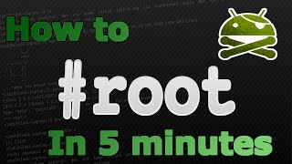 How to Root any Android Device in less than 5 minutes with IROOT [HD]