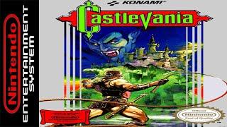 "[LONGPLAY] NES - Castlevania ""100%"" (HD, 60FPS)"