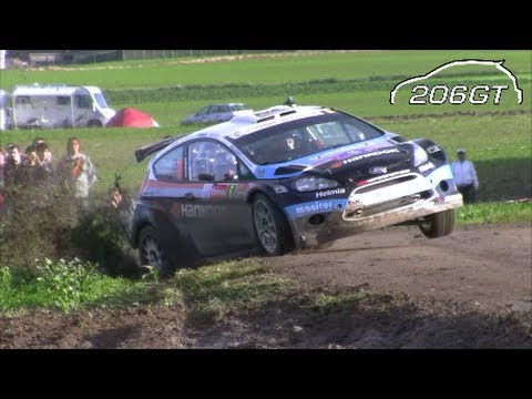 IRC Ypres 2012 with crashes [HD]