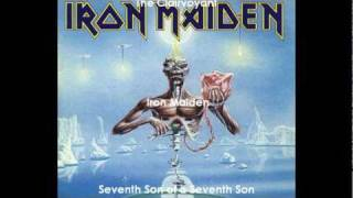 Watch Iron Maiden The Clairvoyant video