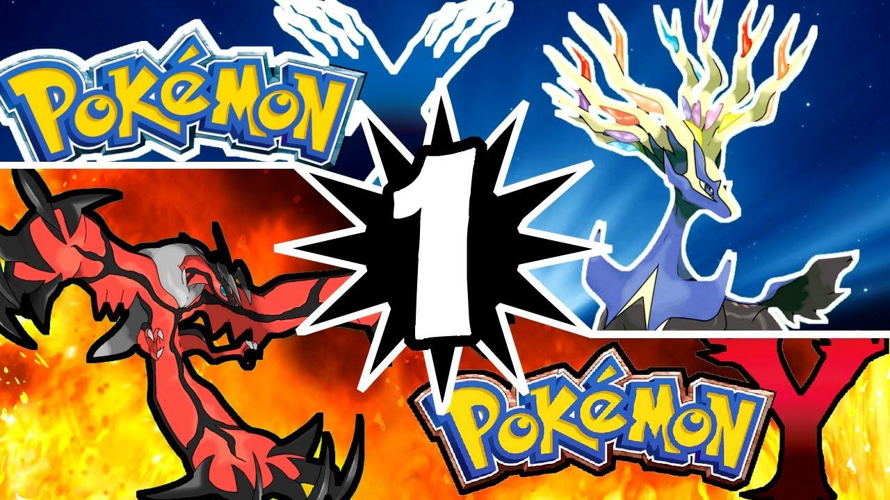 Pokémon X Et Y : Kalos, Nous Voilà !