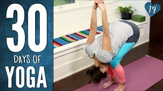 Day 19 - Breath & Body Practice - 30 Days of Yoga