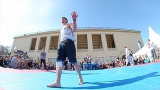 Russian Tricking Championship 2013 (AlexD footage)