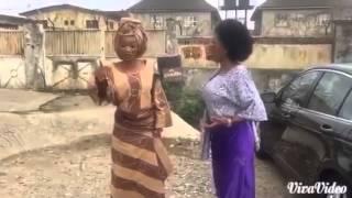 Wofai Fada | Amebo Auntie [Comedy Skit]