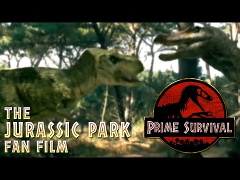 Jurassic Park: Prime Survival - FULL MOVIE