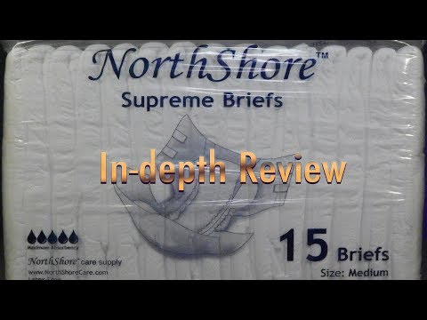 NorthShore™  Supreme Briefs In Depth Review