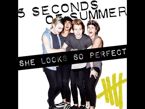 5 Seconds of Summer- She Looks So Perfect (A Dramatic Reading)