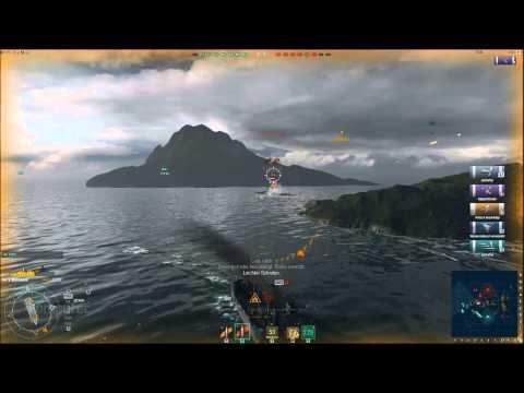 World of Warships: buffed Shipyard - Folge 10: Murmansk (Tier V)