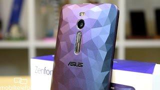 Обзор ASUS Zenfone 2 Deluxe с уникальным дизайном: игры, тесты, камера (review)