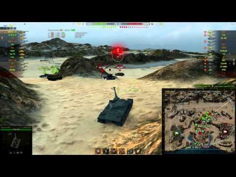 Гайд от Brago37 (AMX 50 120 легкий нагиб)