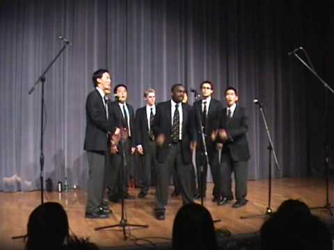 Jizz In My Pants - Uc Men's Octet video