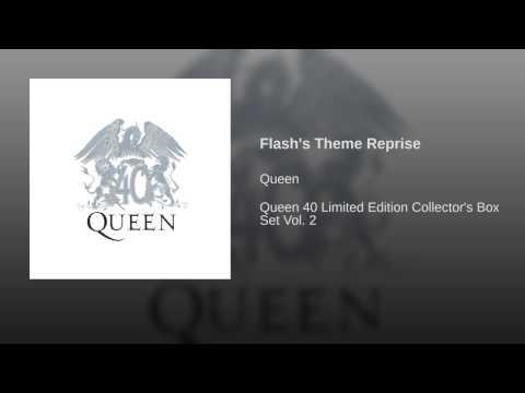 Queen Theme Flash's Theme Reprise Queen