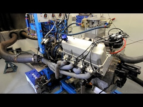 408ci Cleveland V8 Dandy Engines