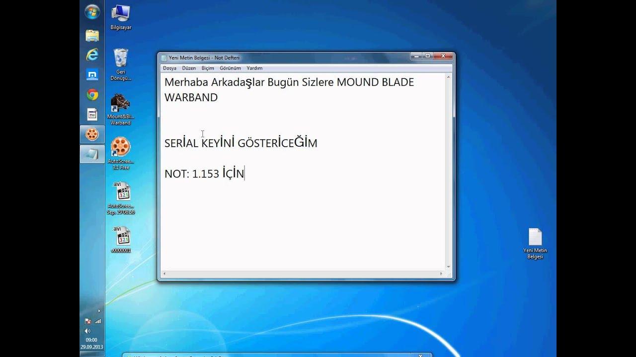 Ключ Mount & Blade Warband от 1С подойдет к английской верс