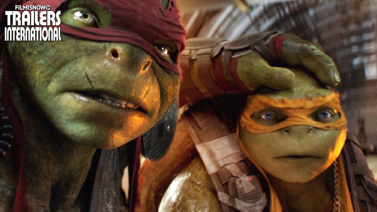 COWABUNGA! Conheça a incrível as Tartarugas Ninja