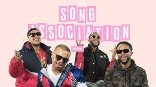 B2K Sings Ashanti, Toni Braxton, and D'Angelo in a Game of Song Association | ELLE