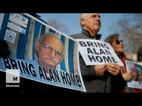 Cuba releases American Alan Gross | Mashable