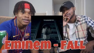 Eminem - FALL - REACTION/BREAKDOWN
