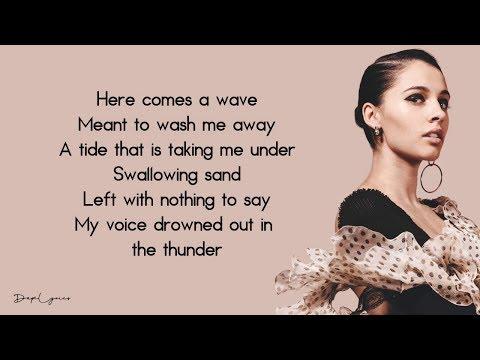 Naomi Scott - Speechless (Lyrics) 🎵