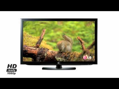 LG LD450 37'' LCD TV