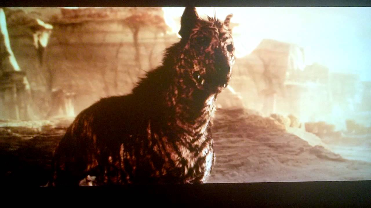 Riddick monster dog