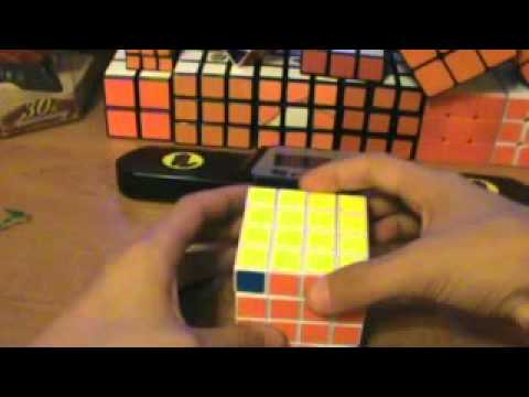 como armar el cubo de rubik 4x4x4 (3/3)
